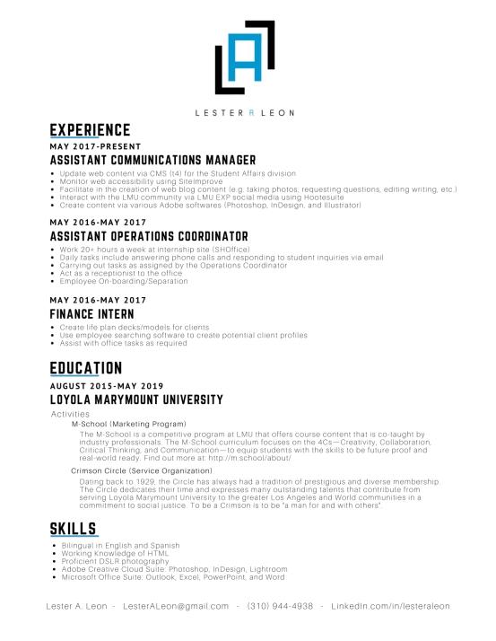 Lester-A-Leon-Resume